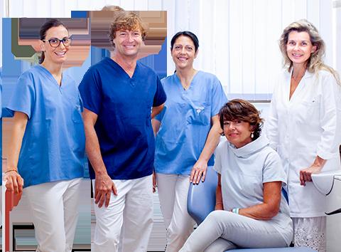Studio Bianconi Dentista Bolzano Team