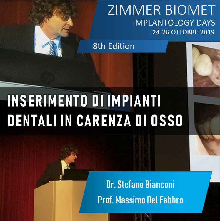 ZIMMER BIOMET IMPLANTOLOGY DAYS – 2019