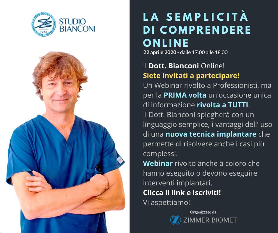 webinar implantologia